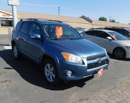 2011 Toyota RAV4 for sale at Will Deal Auto & Rv Sales in Great Falls MT