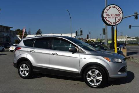 2014 Ford Escape for sale at San Mateo Auto Sales in San Mateo CA