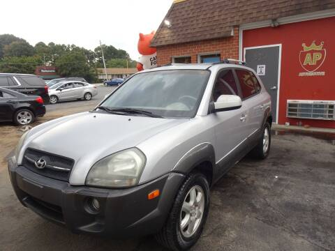 2005 Hyundai Tucson for sale at AP Automotive in Cary NC