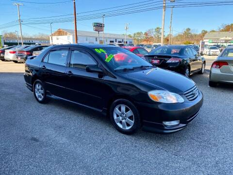 2004 Toyota Corolla for sale at Auto Headquarters in Lakewood NJ