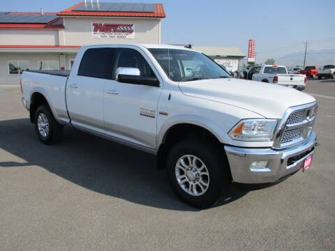 2014 RAM Ram Pickup 2500 for sale at West Motor Company in Hyde Park UT