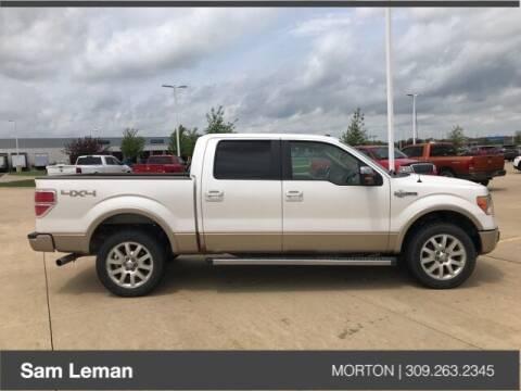2012 Ford F-150 for sale at Sam Leman CDJRF Morton in Morton IL