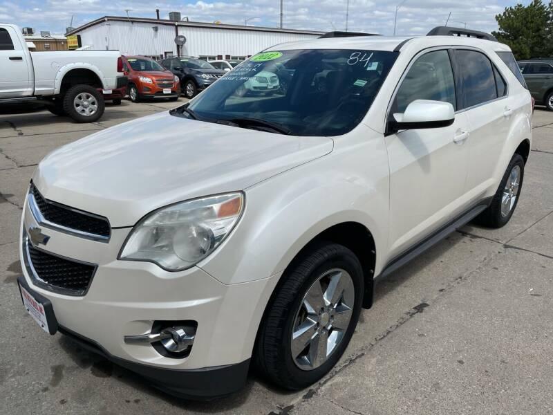 2012 Chevrolet Equinox for sale at De Anda Auto Sales in South Sioux City NE