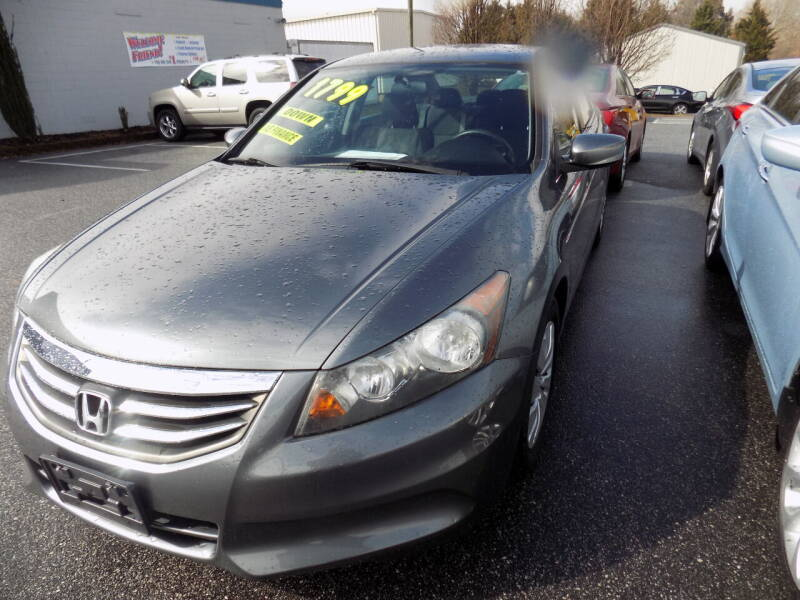 2012 Honda Accord for sale at Pro-Motion Motor Co in Lincolnton NC