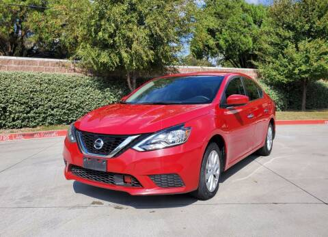 2018 Nissan Sentra for sale at International Auto Sales in Garland TX