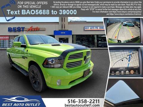 2017 RAM Ram Pickup 1500 for sale at Best Auto Outlet in Floral Park NY