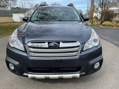 2014 Subaru Outback for sale at Via Roma Auto Sales in Columbus OH