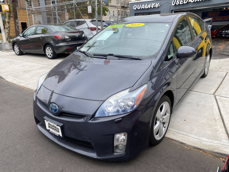 2011 Toyota Prius for sale at DEALS ON WHEELS in Newark NJ