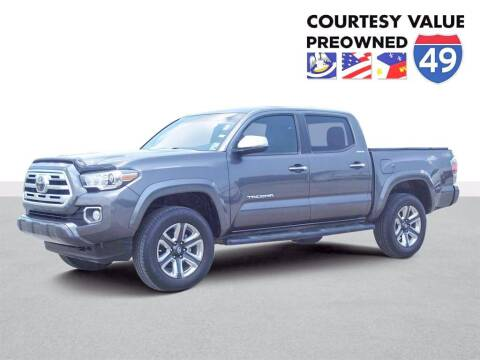 2018 Toyota Tacoma for sale at Courtesy Value Pre-Owned I-49 in Lafayette LA