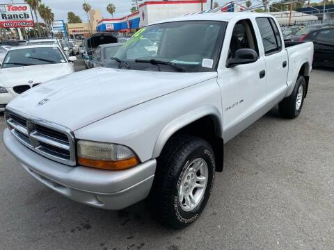 2002 Dodge Dakota for sale at North County Auto in Oceanside CA