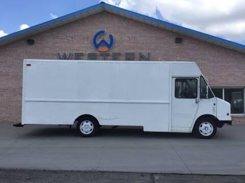 2003 Freightliner P1000 Step Van for sale at Western Specialty Vehicle Sales in Braidwood IL