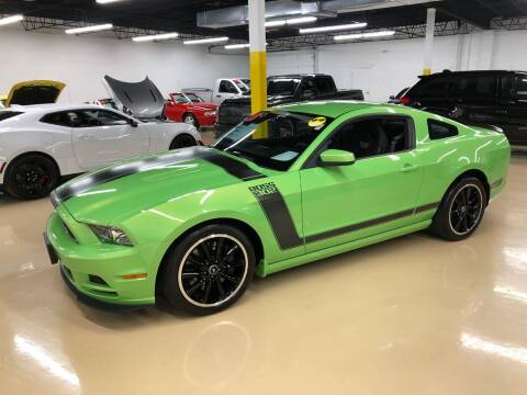 2013 Ford Mustang for sale at Fox Valley Motorworks in Lake In The Hills IL