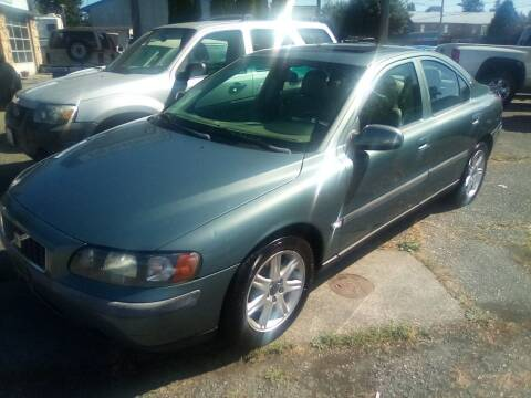 2002 Volvo S60 for sale at Payless Car & Truck Sales in Mount Vernon WA