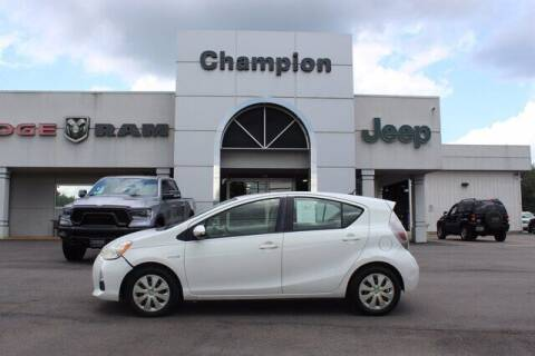 2012 Toyota Prius c for sale at Champion Chevrolet in Athens AL