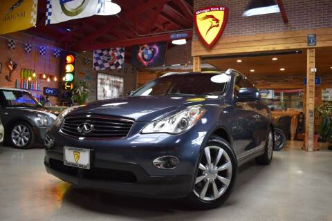 2010 Infiniti EX35 for sale at Chicago Cars US in Summit IL