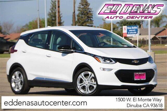 2021 Chevrolet Bolt EV for sale in Dinuba, CA
