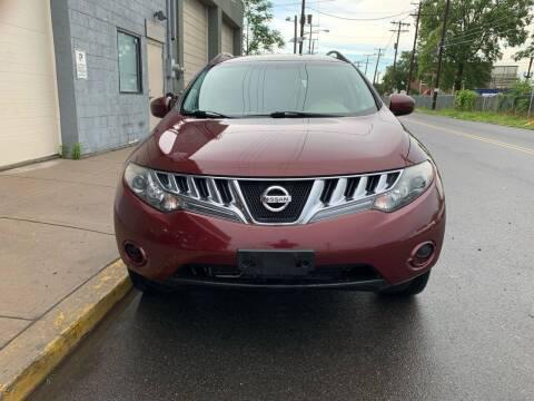 2009 Nissan Murano for sale at SUNSHINE AUTO SALES LLC in Paterson NJ