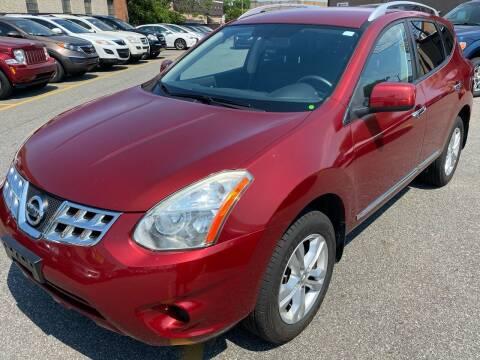 2012 Nissan Rogue for sale at MAGIC AUTO SALES - Magic Auto Prestige in South Hackensack NJ