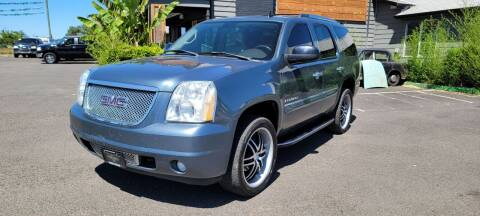 2007 GMC Yukon for sale at Persian Motors in Cornelius OR