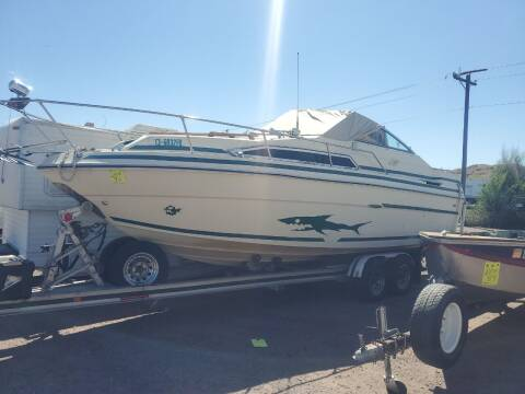 Hmd Sea Ray for sale at PYRAMID MOTORS - Fountain Lot in Fountain CO