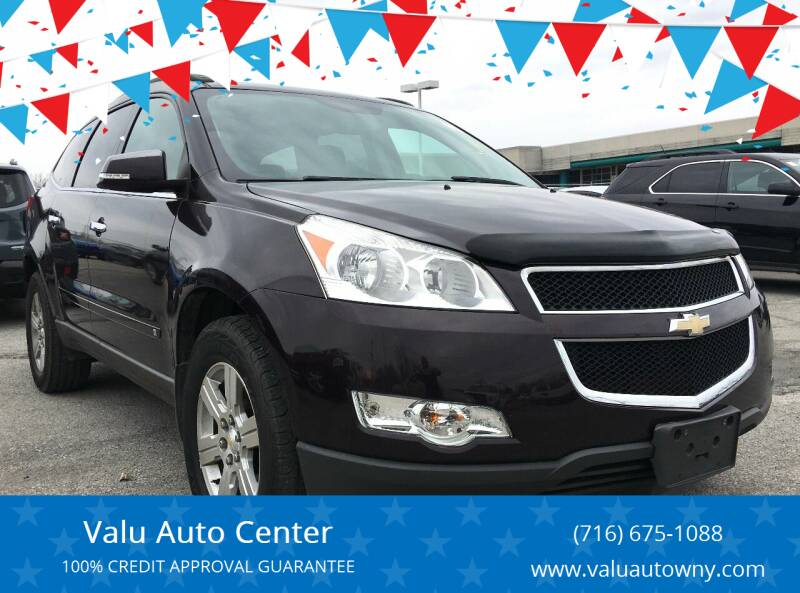 2010 Chevrolet Traverse for sale at Valu Auto Center in West Seneca NY