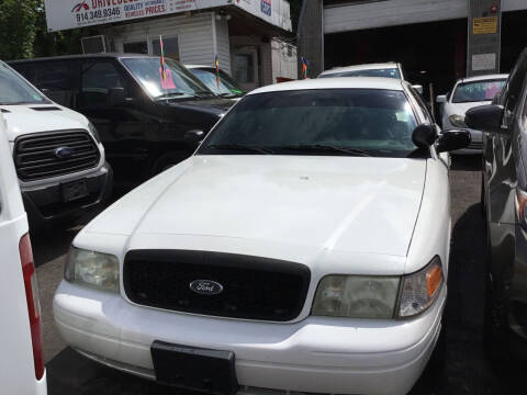 2010 Ford Crown Victoria for sale at Drive Deleon in Yonkers NY