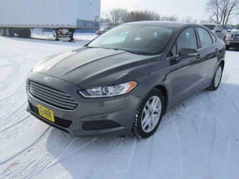2016 Ford Fusion for sale at Virtue Motors Used in Darlington WI