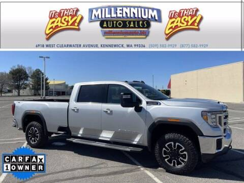 2020 GMC Sierra 3500HD for sale at Millennium Auto Sales in Kennewick WA