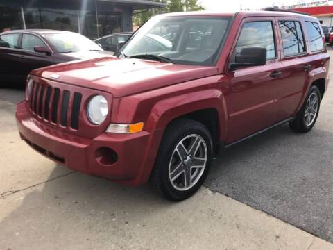 2009 Jeep Patriot for sale at Wise Investments Auto Sales in Sellersburg IN