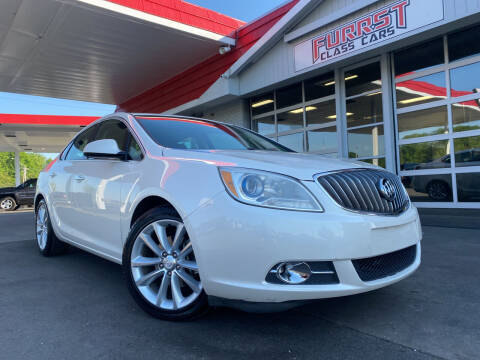 2012 Buick Verano for sale at Furrst Class Cars LLC in Charlotte NC