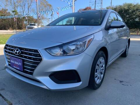 2020 Hyundai Accent for sale at Max Quality Auto in Baton Rouge LA