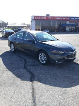 2018 Chevrolet Malibu for sale at Bachrodt on State in Rockford IL