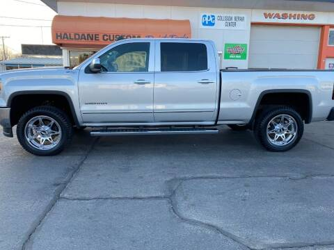 2015 GMC Sierra 1500 for sale at Haldane Custom in Polo IL
