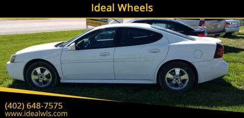 2005 Pontiac Grand Prix for sale at Ideal Wheels in Bancroft NE