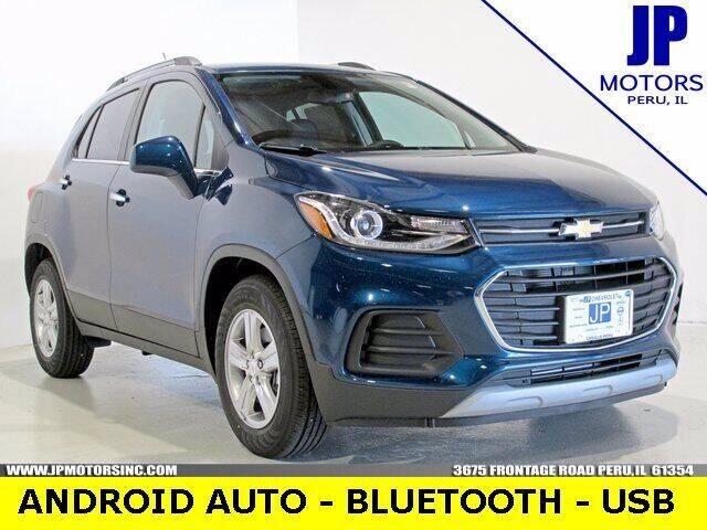 2020 Chevrolet Trax for sale in Peru, IL