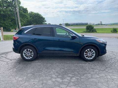 2020 Ford Escape for sale at Westview Motors in Hillsboro OH