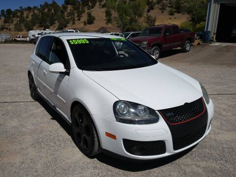 2008 Volkswagen GTI for sale at Canyon View Auto Sales in Cedar City UT