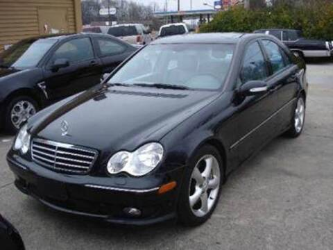 2006 Mercedes-Benz C-Class for sale at A & A IMPORTS OF TN in Madison TN