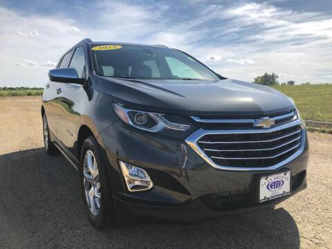 2019 Chevrolet Equinox for sale at Alan Browne Chevy in Genoa IL