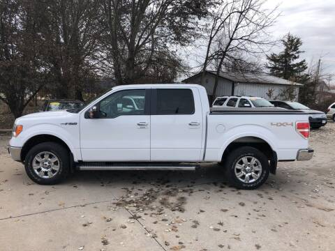 2012 Ford F-150 for sale at 6th Street Auto Sales in Marshalltown IA