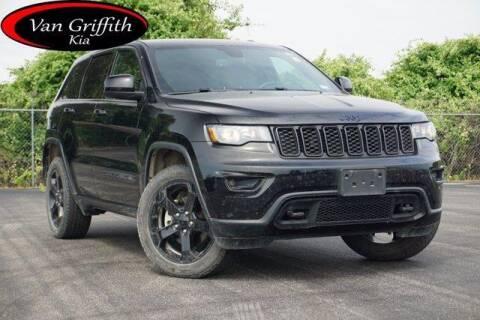 2018 Jeep Grand Cherokee for sale at Van Griffith Kia Granbury in Granbury TX