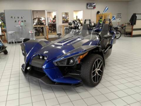 2017 Polaris Slingshot for sale at Rydell Auto Outlet in Mounds View MN