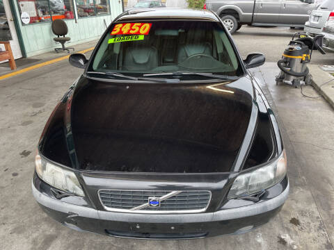 2002 Volvo S60 for sale at Low Auto Sales in Sedro Woolley WA