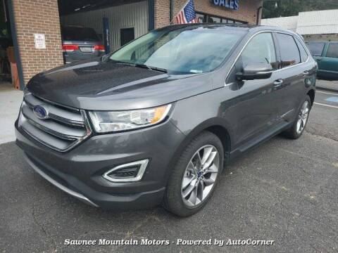 2018 Ford Edge for sale at Michael D Stout in Cumming GA