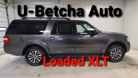 2016 Ford Expedition EL for sale at Ubetcha Auto in St. Paul NE