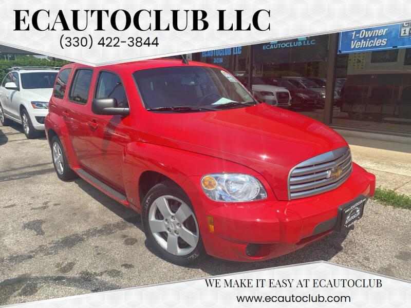2009 Chevrolet HHR for sale at ECAUTOCLUB LLC in Kent OH