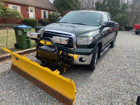 2013 Toyota Tundra for sale at Anawan Auto in Rehoboth MA
