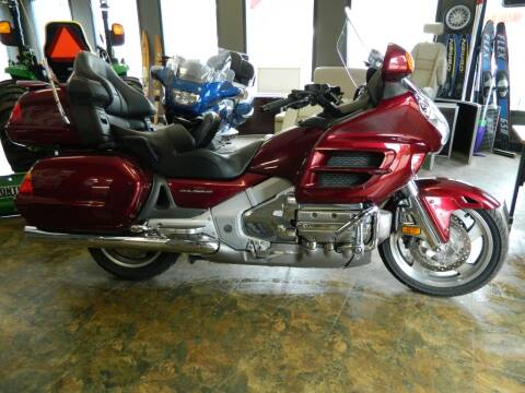 2005 Honda Goldwing for sale at Triple R Sales in Lake City MN