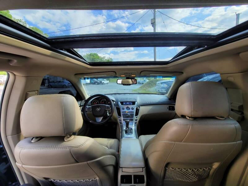 2013 Cadillac CTS for sale at BHT Motors LLC in Imperial MO