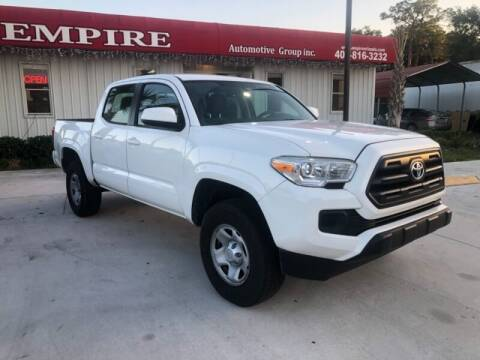 2017 Toyota Tacoma for sale at Empire Automotive Group Inc. in Orlando FL